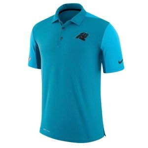 Nike Carolina Panthers Polo